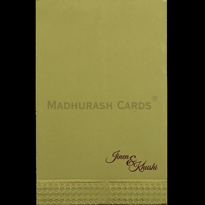 Thread Ceremony Invites - TCI-19790 - 3