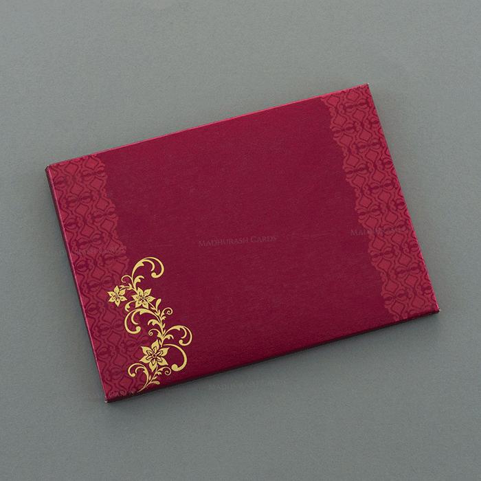 Hindu Wedding Cards - HWC-7054 - 3