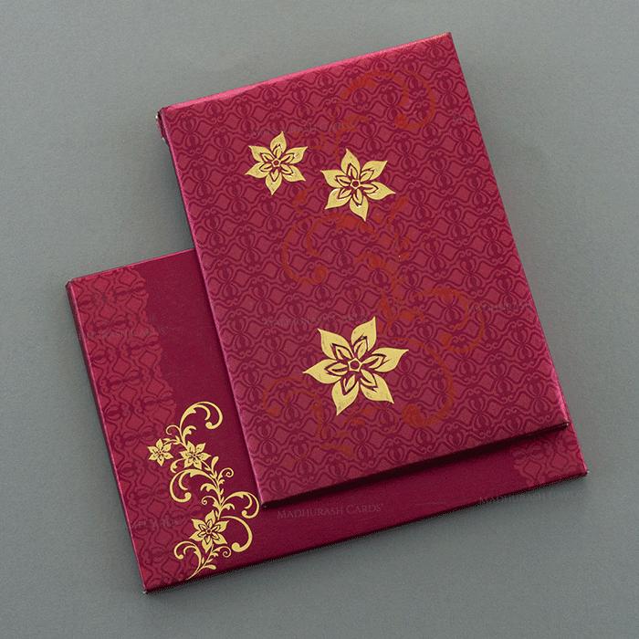 test Sikh Wedding Cards - SWC-7054