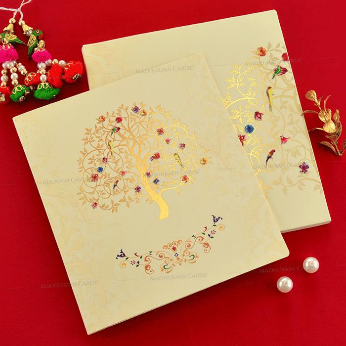 test Designer Wedding Cards - DWC-19080