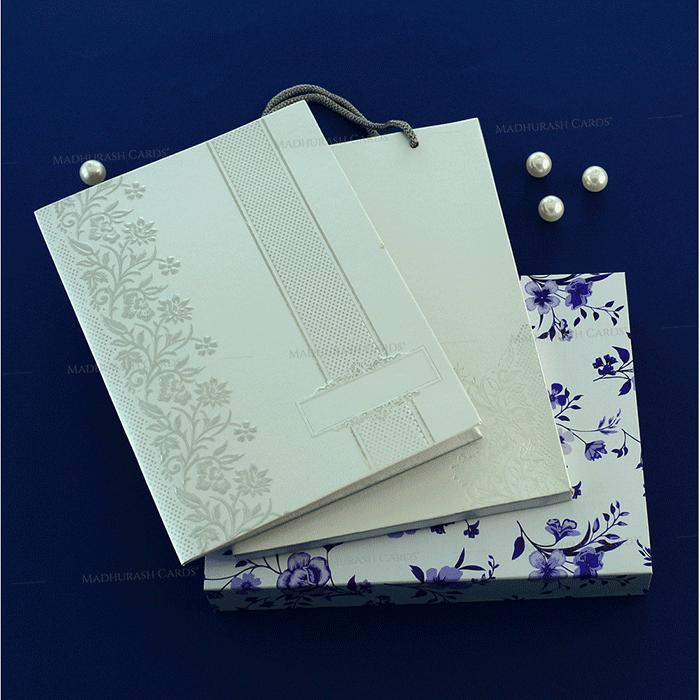 Hindu Wedding Cards - HWC-19140