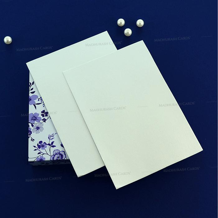 Hindu Wedding Cards - HWC-19140 - 4