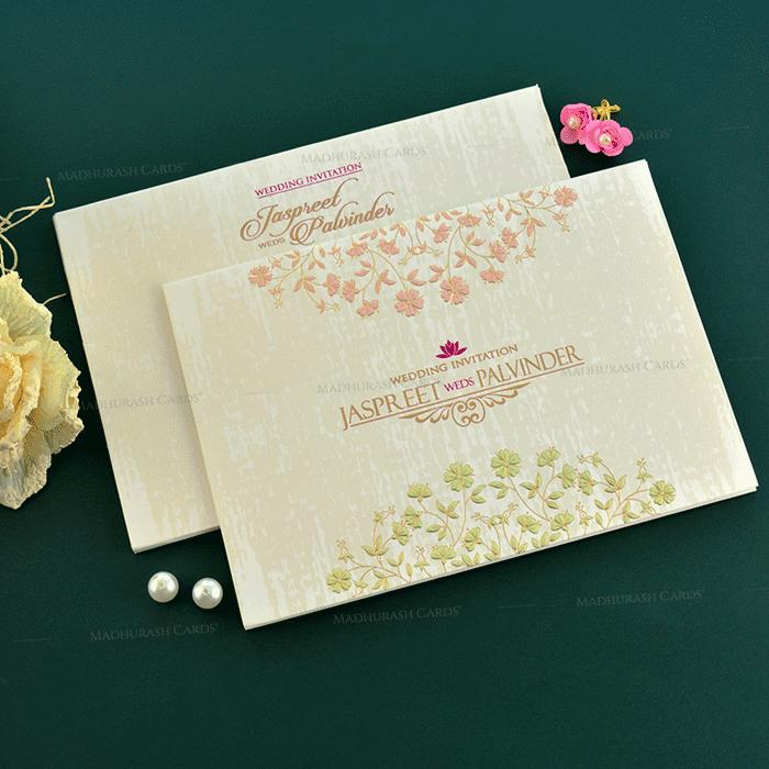 test Sikh Wedding Cards - SWC-19152