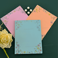 Designer Wedding Cards - DWC-19199