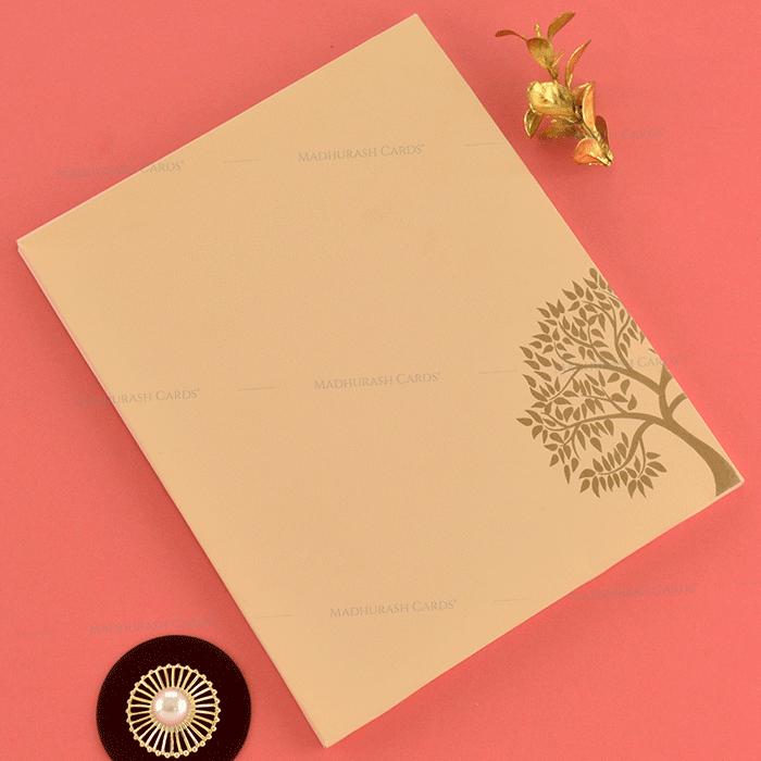 Hindu Wedding Cards - HWC-19200 - 3