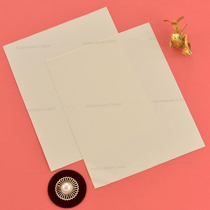 Sikh Wedding Cards - SWC-19200 - 5