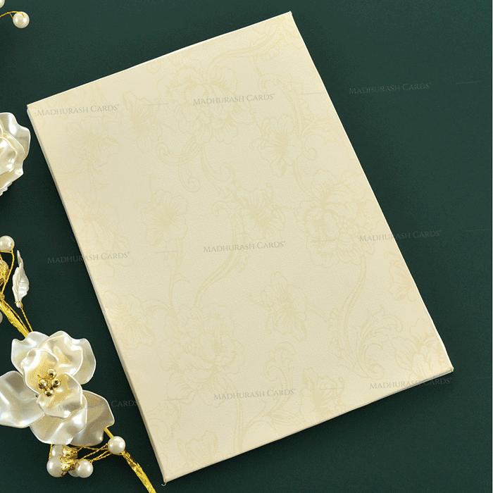Muslim Wedding Cards - MWC-19210 - 3