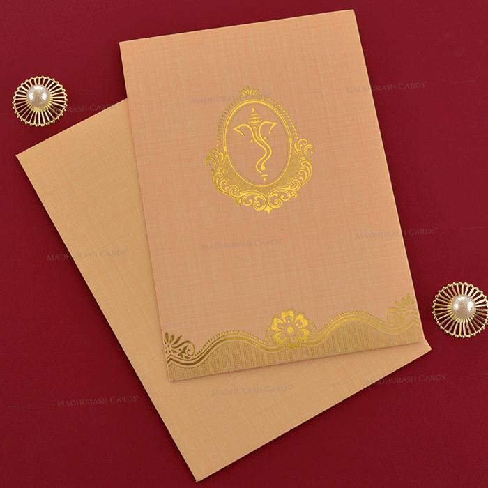 test Hindu Wedding Cards - HWC-19244