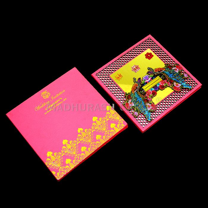 Luxury Wedding Cards - LWC-09 - 3
