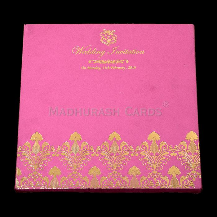 Luxury Wedding Cards - LWC-09 - 5