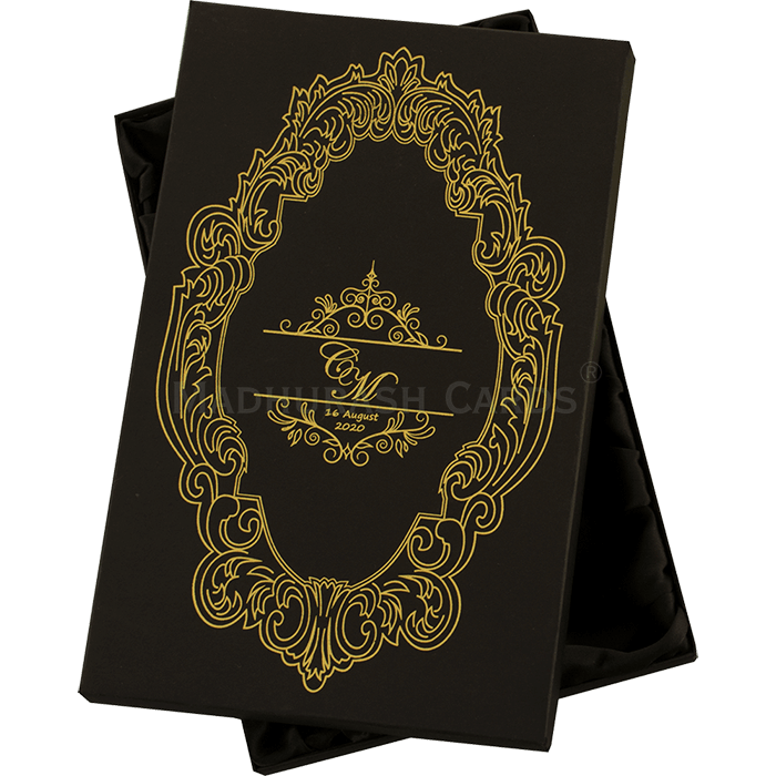 Luxury Wedding Cards - LWC-9373 - 3