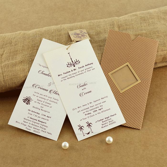 Thread Ceremony Invites - TCI-19207 - 4