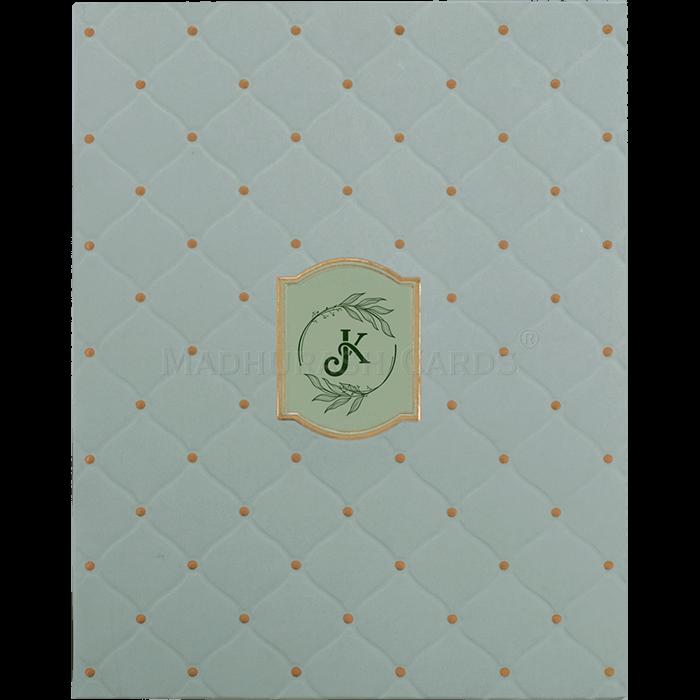 test Muslim Wedding Cards - MWC-19133