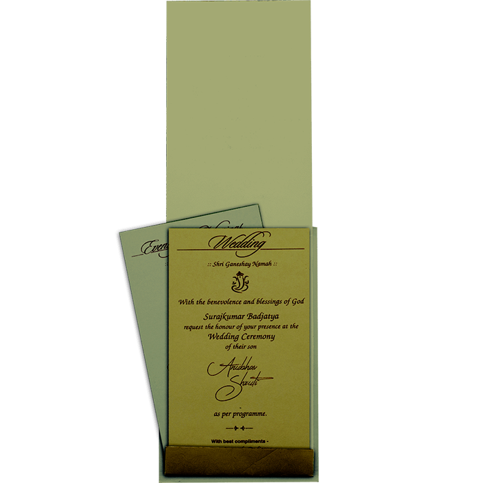 Thread Ceremony Invites - TCI-19771 - 4