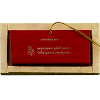 Thread Ceremony Invites - TCI-19793