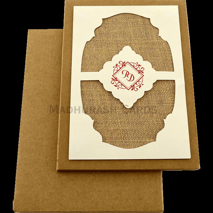 Custom Wedding Cards - CZC-8860 - 3