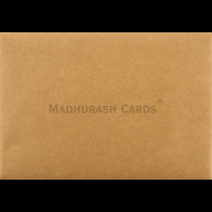 Custom Wedding Cards - CZC-9468 - 4