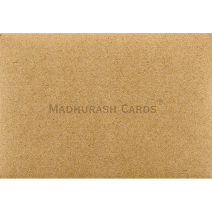 Custom Wedding Cards - CZC-9472 - 4