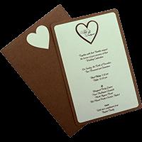 Personalized Single Invites - PSI-9543