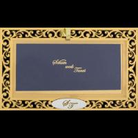 Wooden Wedding Invites - WWC-9002