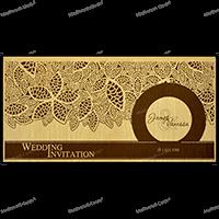 Wooden Wedding Invites - WWC-9204