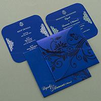 Hindu Wedding Cards - HWC-7110