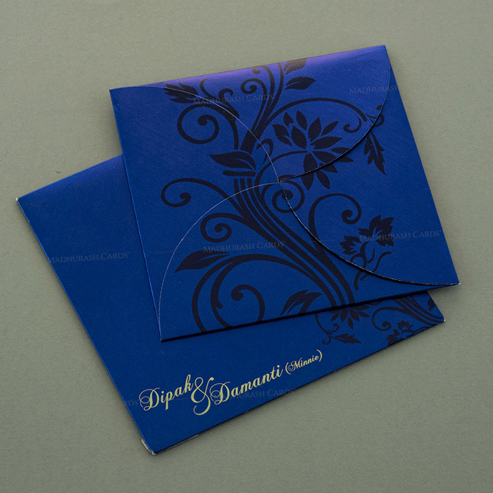 Christian Wedding Cards - CWI-7110