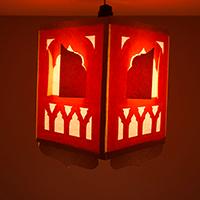 Paper Lantern, Kandil - PL-06