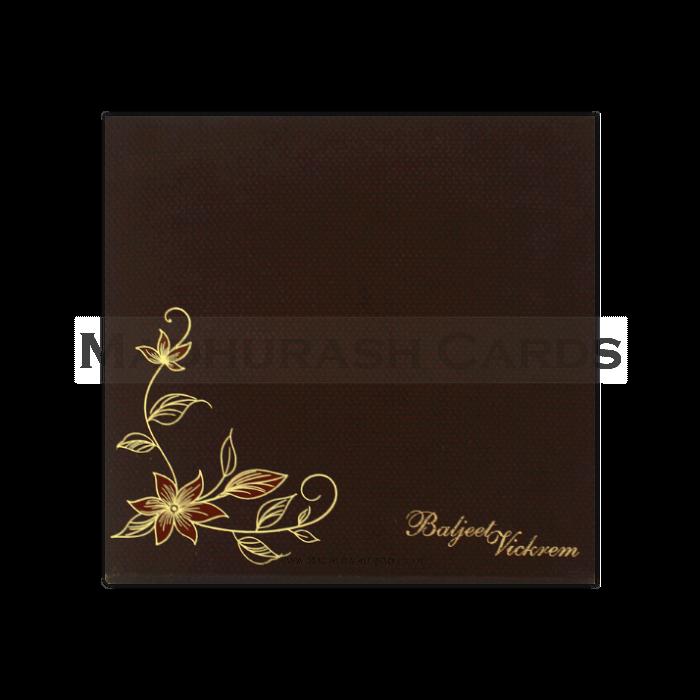 Fabric Invitations - FWI-7413 - 3