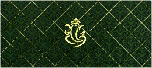 Hindu Wedding Cards - HWC-7502