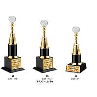 Trophies & Awards - MTC-2524C
