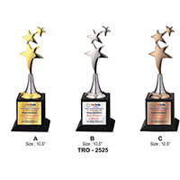Trophies & Awards - MTC-2525A