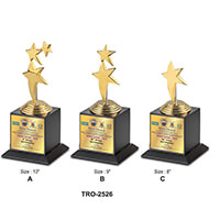 Trophies & Awards - MTC-2526A