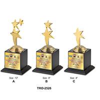 Trophies & Awards - MTC-2526C