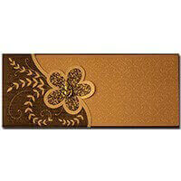 Designer Wedding Cards - DWC-7544