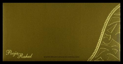 Hindu Wedding Cards - HWC-7548 - 3