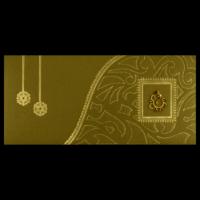 Designer Wedding Cards - DWC-7548