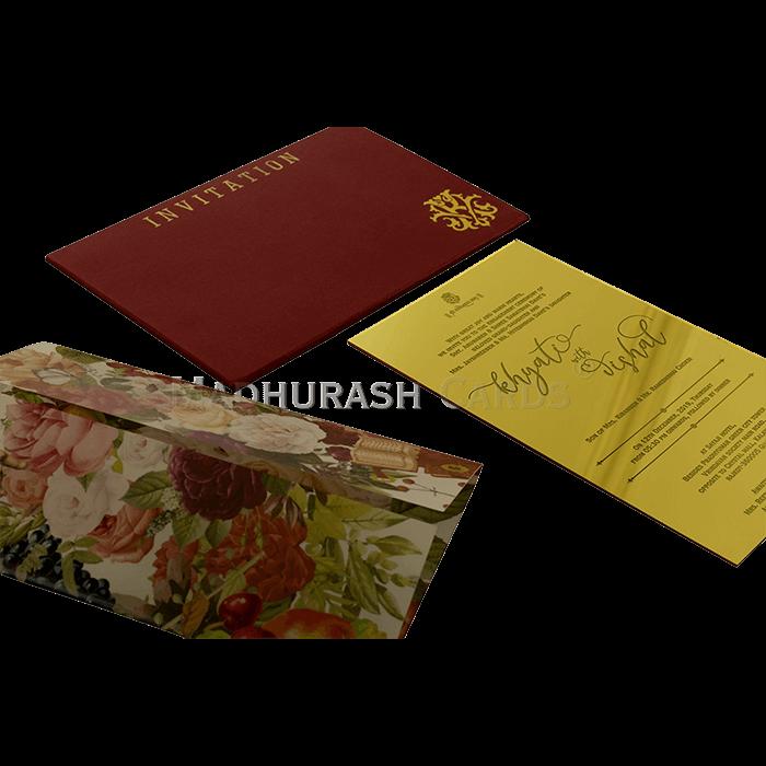 Personalized Single Invites - PSI-9382 - 5
