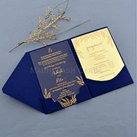 Luxury Wedding Cards - LWC-9414