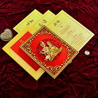 Fabulous Wedding Cards - FMC-2212