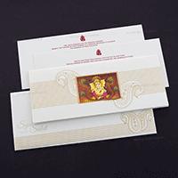 Designer Wedding Cards - DWC-7606