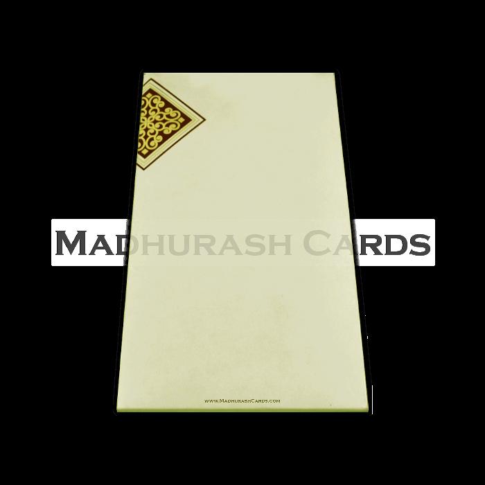 Hard Bound Wedding Cards - HBC-14011I - 3
