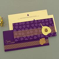 Designer Wedding Cards - DWC-14152