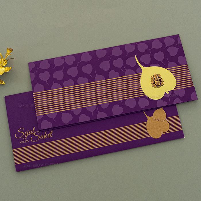 test Designer Wedding Cards - DWC-14152