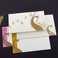 Hindu Wedding Cards - HWC-14170