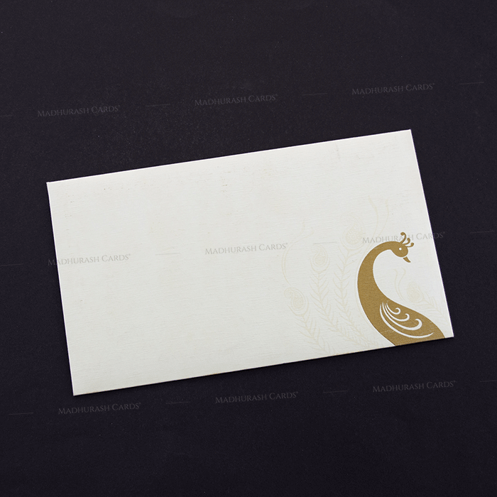 Hindu Wedding Cards - HWC-14170 - 3