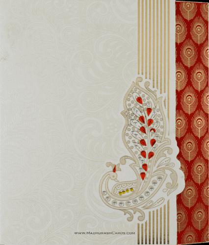 Muslim Wedding Cards - MWC-14236