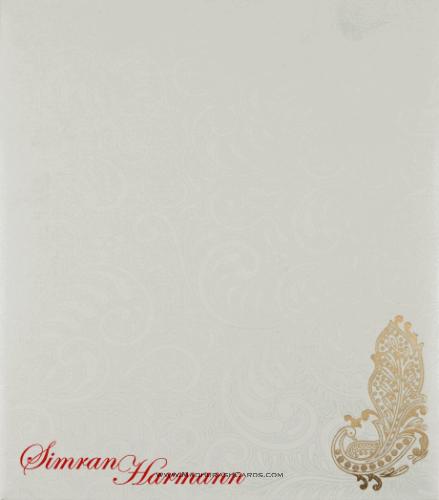 Muslim Wedding Cards - MWC-14236 - 3