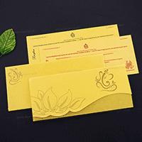 Hindu Wedding Cards - HWC-14268
