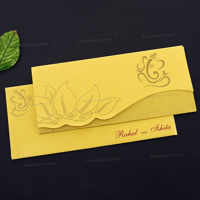 Hindu Wedding Cards - HWC-14268